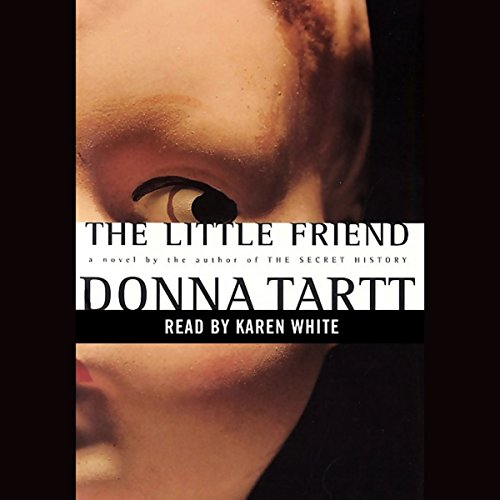 The Little Friend audiobook cover art