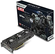 Sapphire Radeon Nitro R9 390 8GB GDDR5 DVI-D/HDMI/Triple DP Tri-X OC Version (UEFI) PCI-E Graphics Card 11244-00-20G