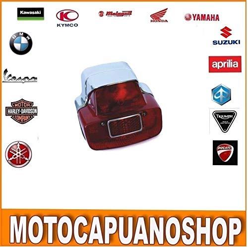 Achterlicht van metaal voor Piaggio Vespa 150 Super