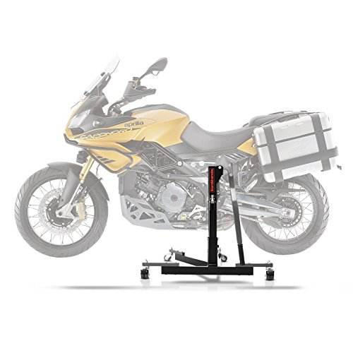 Bequille d'atelier Centrale ConStands Power Evo Aprilia Caponord 1200 Rally 15-16 Gris