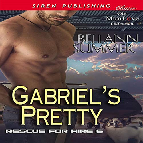 Gabriel's Pretty audiobook cover art