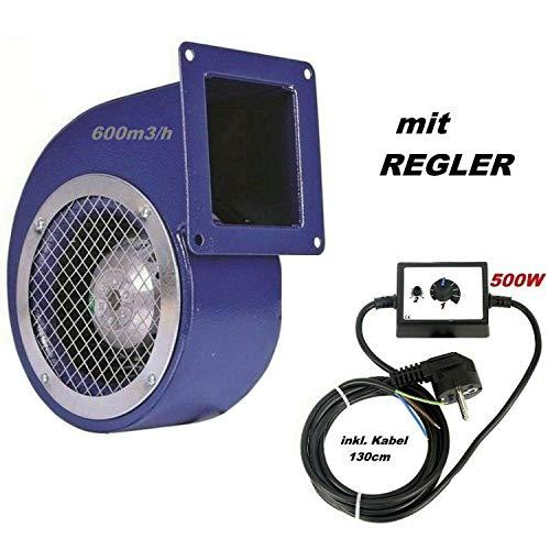 Uzman- SG140E Gebläse, und 500Watt Druckgebläse Kühlung Ventilator Industrielüfter Industrieventilator Druckventilator Heizungsgebläse Heizungsventilator Heizungslüfter Lüfter