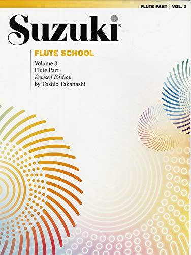 Suzuki Flute School, Vol 3: Flute Part