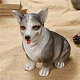 Estatuas Esculturas,Estatua De Resina Estatua Abstracta Miniatura Bulldog...