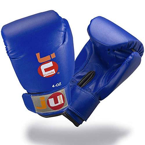 Ju-Sports Boxhandschuhe Kinder blau