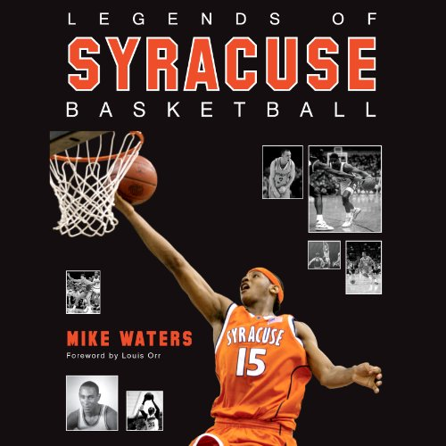 Legends of Syracuse Basketball audiobook cover art