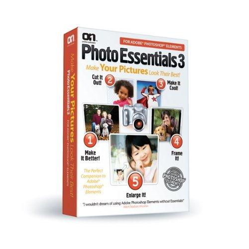 CorelDraw Essential Edition 3 - OEM (CorelDraw Essentials 3, Corel Photo-Paint Essentials 3)