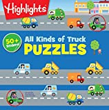 All Kinds of Truck Puzzles (Highlights™ Puzzle Activity Fun)