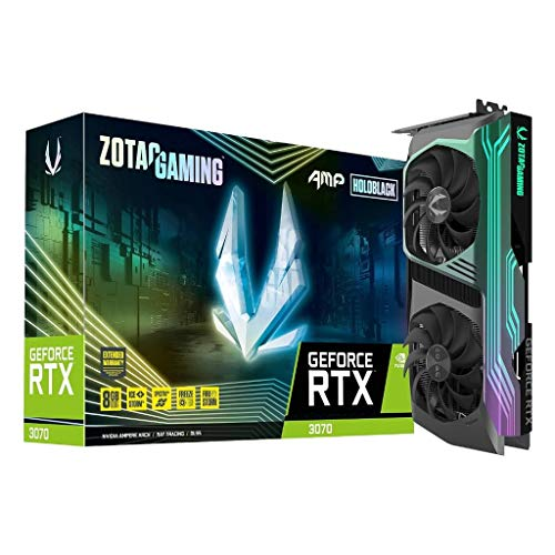 Zotac GeForce RTX 3070 AMP Holo NVIDIA