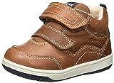 Geox B New Flick Boy A Sneaker, Brandy, 27 EU