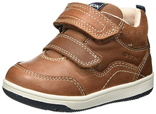 Geox Jungen B New Flick Boy A Sneaker, (Brandy), 27 EU