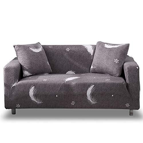 HOTNIU Elastischer Sesselbezug Stretch Sofa-Überwürfe, Sofaüberzug, Sesselhusse, Sofabezug, Sofa...