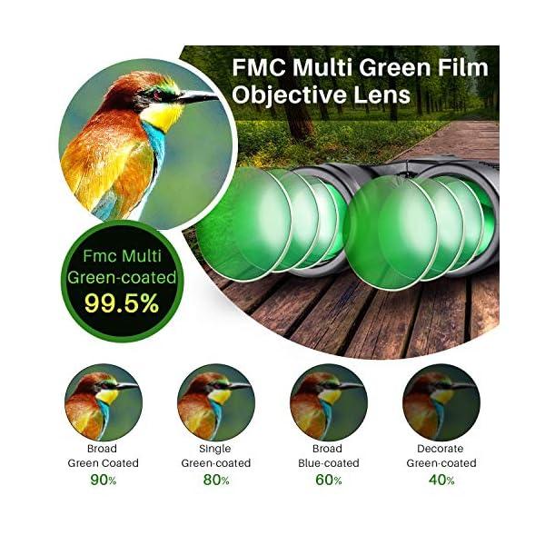 BEBANG Binoculars Compact for Bird Watching