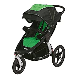 Graco relay click connect performance jogger stroller, Fern
