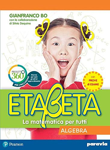 Etabeta. La matematica per tutti. Ediz. tematica. Per la Scuola media. Con e-book. Con espansione online (Vol. 3)