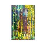 SONGQI Gerhard Richter Abstraktes Gemälde 780-1