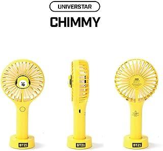 BT21 携帯扇風機 公式 MINI HANDY FAN 2019年 (CHIMMY)