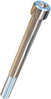 Allied Titanium 0017799, (Pack of 3) 3/8-16 X 4 UNC Socket Head Cap Screw, Grade 2 (CP)