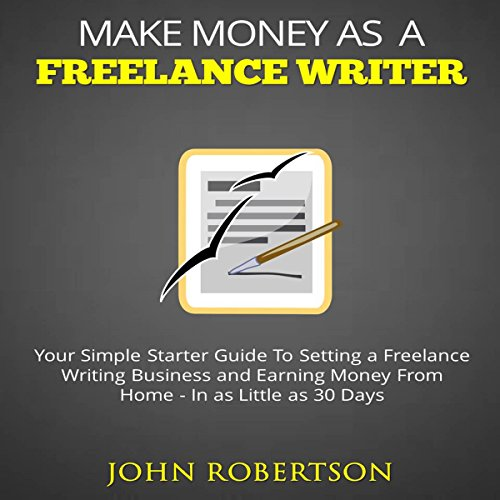 Make Money as a Freelance Writer cover art