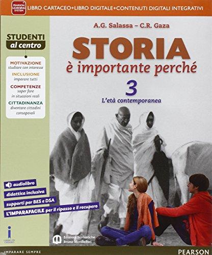 Storia è importante perché. Per la Scuola media. Con e-book. Con espansione online: 3