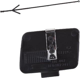 Jili Online Capa de substituição para tampa de reboque frontal para Audi A4 B6 8E0-807-241