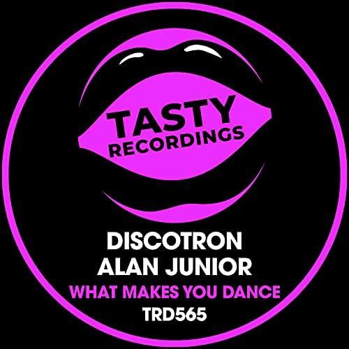 Discotron & Alan Junior