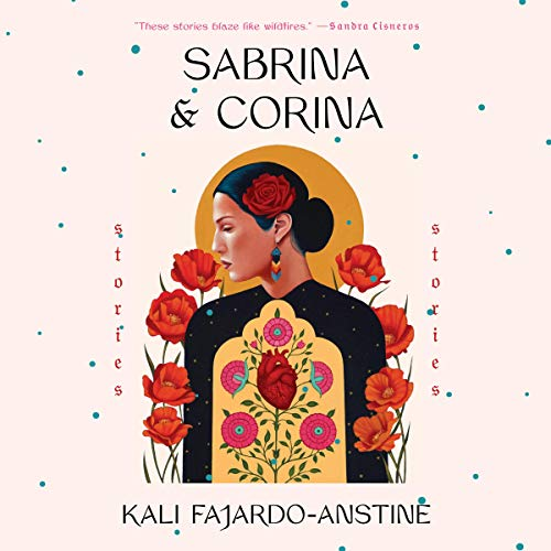 Sabrina & Corina audiobook cover art