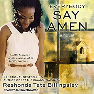 Everybody Say Amen cover art