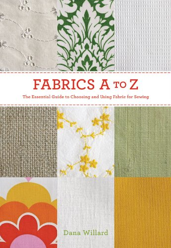 a to z sewing book - 1