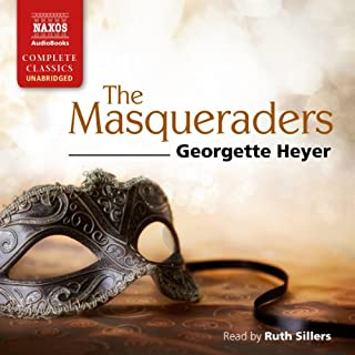 The Masqueraders cover art