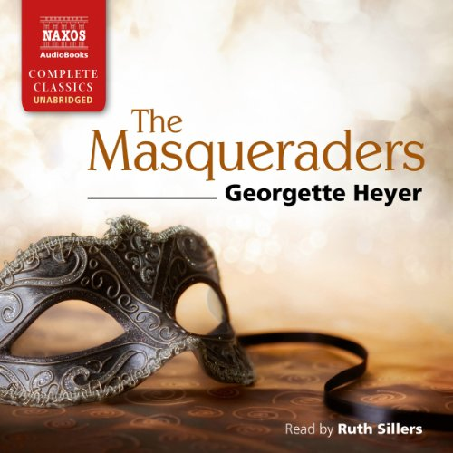 The Masqueraders Titelbild