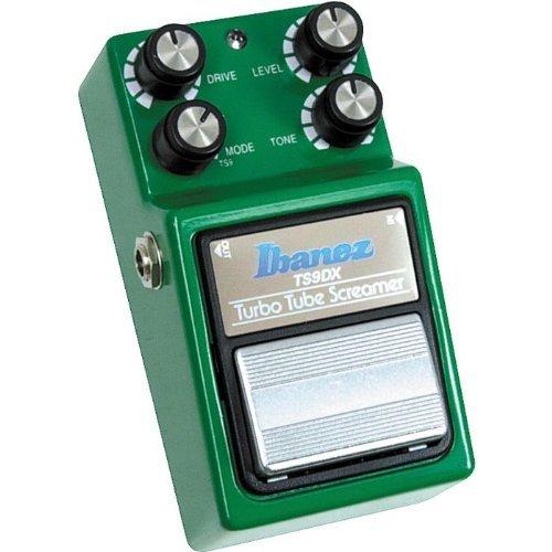 Ibanez Tube Screamer Turbo TS9DX unidad de efectos para guitarras eléctricas con Boost