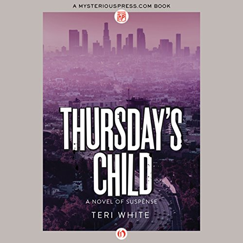 Thursday's Child audiobook cover art