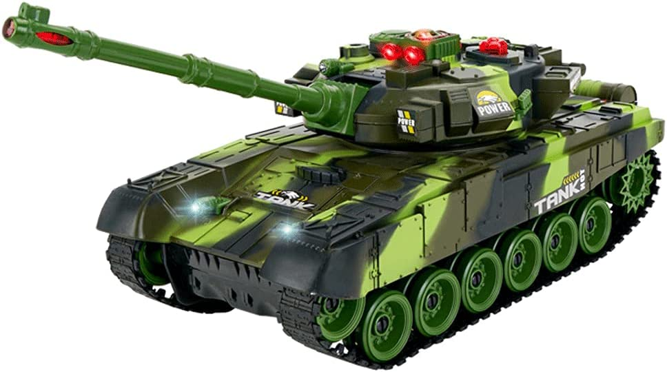 Ranking TOP16 CHENBAI Remote Control Tank overseas Heavy Crawler Metal Rec Model