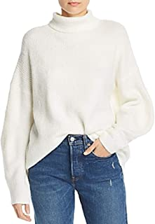 French Connection Urban Flossy Ribbed Knit Sweater