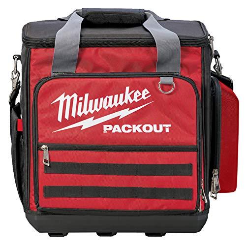Milwaukee 932471130 PACKOUTTM Tech Bag, rot