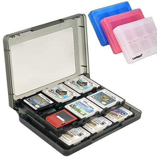 Boîte de Rangement Jeux Nintendo 22 Emplacements pour 3DS/3DS/Dsi/Dsi XL/Dsi LL/DS/DS Lite