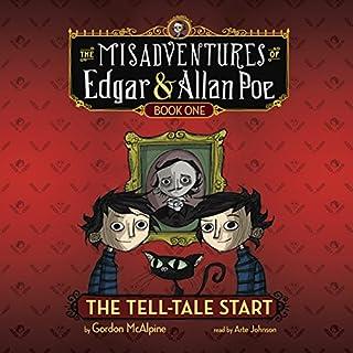 The Tell-Tale Start audiobook cover art