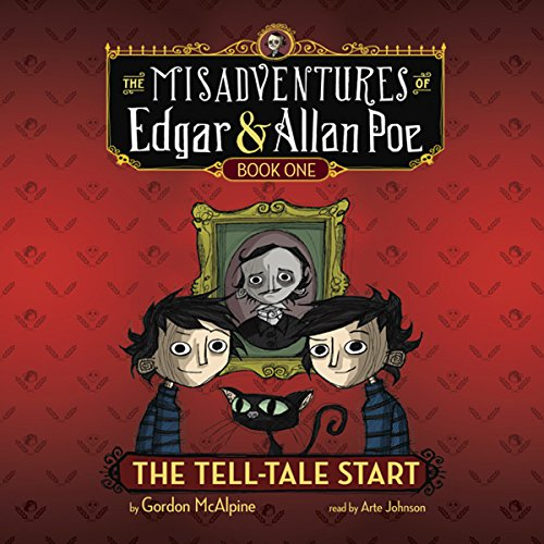 The Tell-Tale Start audiobook cover art