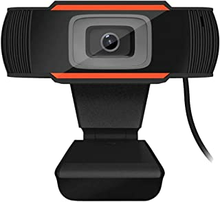 Glamore Webcam 1080P HD Webcam with Microphone, Web cam, Computer Camera, Web Camera, USB Camera for Laptop, Desktop Live Streaming Video Call, Conference, Gaming, Online Teaching, Meeting T-Shape