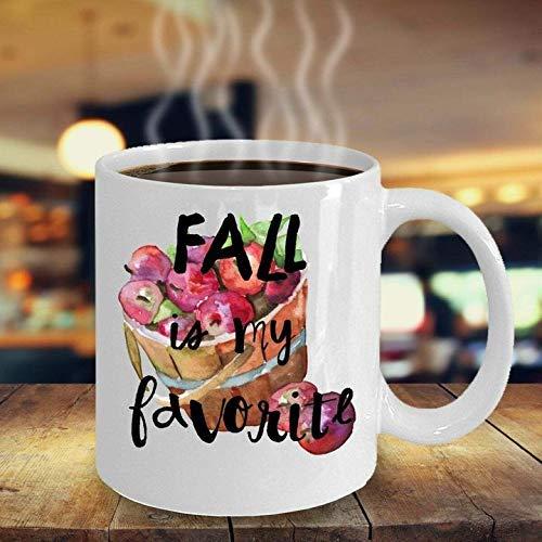 N\A L'autunno del Ringraziamento è la mia Tazza da caffè Preferita