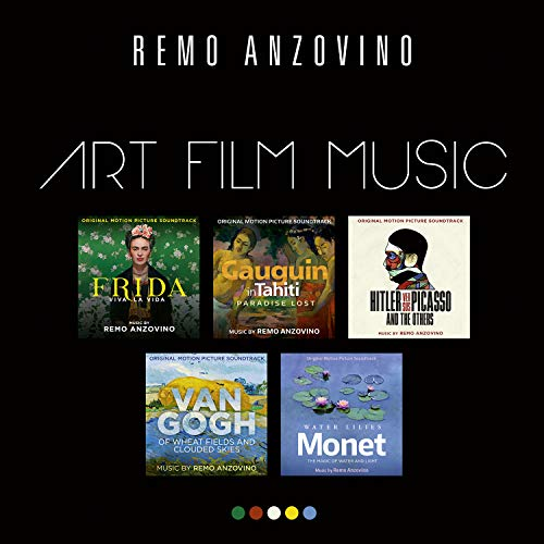 Art Film Music (Box 5 Cd)