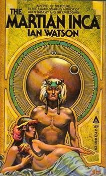 The Martian Inca 0441520448 Book Cover