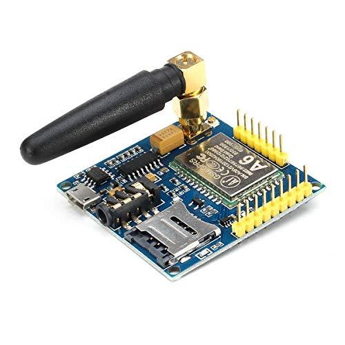 hgbygvuy SIM900A Chic Electronics GPRS A6 Modulo Modulo di Estensione Radio gsm GPRS Board Antenna Supper SIM900A S