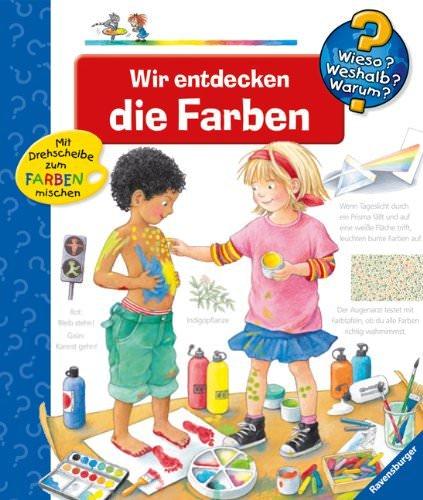 Ravensburger Buchverlag Wieso? Weshalb? Warum? Wir entdecken die Farben