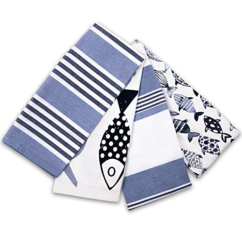 Top 10 Best Selling List for fish kitchen towels