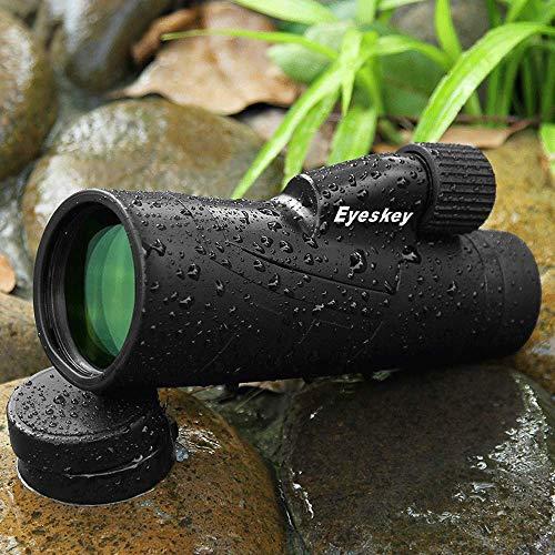 Ffggfgd Hohe Vergrößerung/HD/Nachtsicht/wasserdicht mit Stickstoff gefüllt/Handy-Kamera, Outdoor-Monokulare, 10x42,15x50