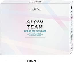 HydroPeptide Glow Team Hydrogel Facial Mask Set, 3 fl. oz.