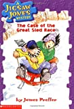 The Case of the Great Sled Race (Jigsaw Jones Mystery)