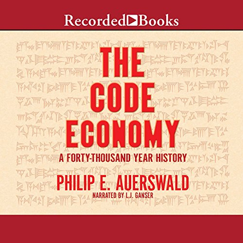 The Code Economy audiobook cover art
